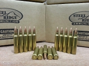 223 55 grain FMJ Factory Reconditioned Brass 500 Count